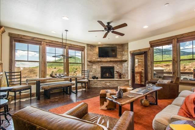 9855 Vista Drive #103, Heber City, UT 84032 (MLS #12000262) :: Lookout Real Estate Group