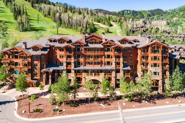 8777 Marsac Avenue #505, Park City, UT 84060 (MLS #12000284) :: High Country Properties
