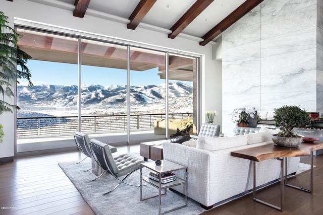 785 Mountain Holly Lane, Park City, UT 84098 (MLS #12000301) :: High Country Properties