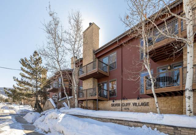1375 Woodside Avenue #100, Park City, UT 84060 (MLS #12000322) :: Lookout Real Estate Group