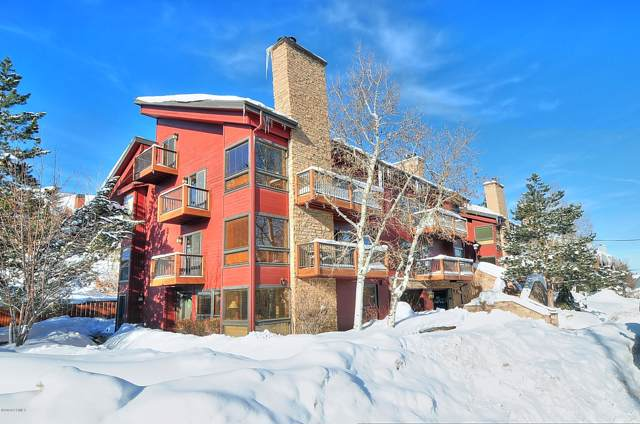 1375 Woodside Avenue #301, Park City, UT 84060 (MLS #12000323) :: Lookout Real Estate Group