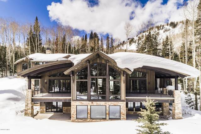 188 White Pine Canyon Road, Park City, UT 84060 (MLS #12000328) :: High Country Properties