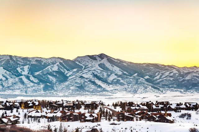 8250 Reflection Point, Park City, UT 84098 (MLS #12000336) :: High Country Properties
