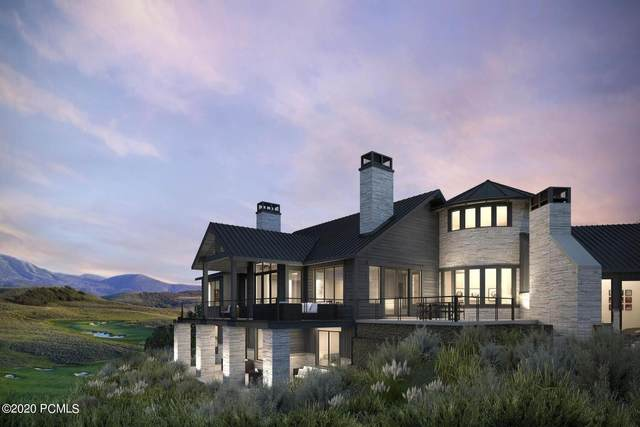 6952 Painted Valley Pass, Park City, UT 84098 (MLS #12000339) :: High Country Properties