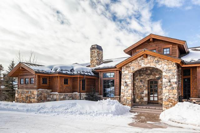 7555 N Ranch Club Trail, Park City, UT 84098 (MLS #12000493) :: High Country Properties