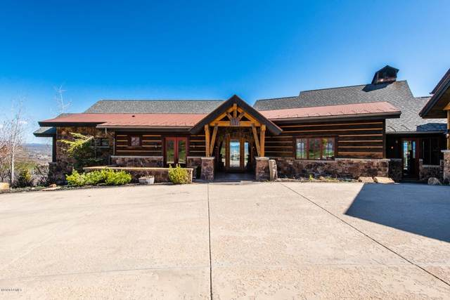 376 West Deer Hill Road, Park City, UT 84098 (MLS #12000726) :: High Country Properties