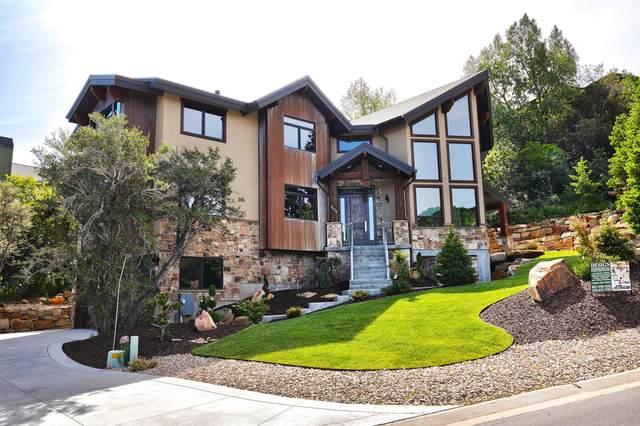 7328 Pineridge Drive, Park City, UT 84098 (MLS #12000729) :: Lookout Real Estate Group