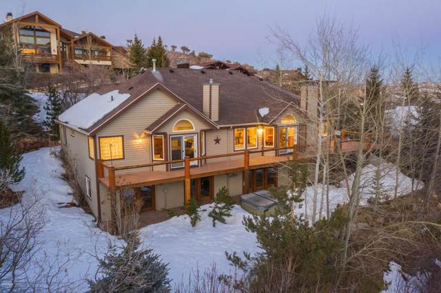3737 Sunridge Drive, Park City, UT 84098 (MLS #12000759) :: Lookout Real Estate Group