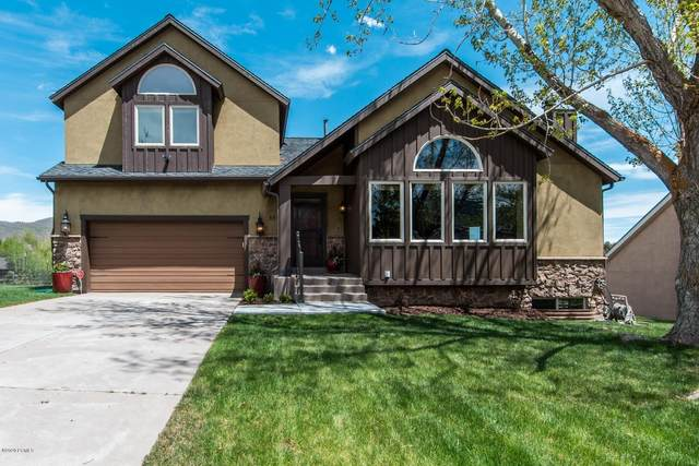 8690 Silver Spur Road, Park City, UT 84098 (#12000883) :: Red Sign Team