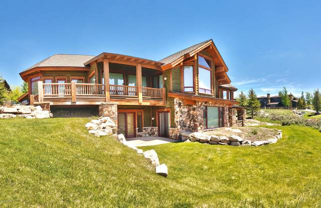7751 N Westhills Trail, Park City, UT 84098 (MLS #12000992) :: High Country Properties