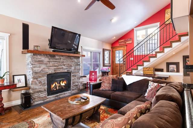915 Norfolk Avenue, Park City, UT 84060 (MLS #12000994) :: High Country Properties