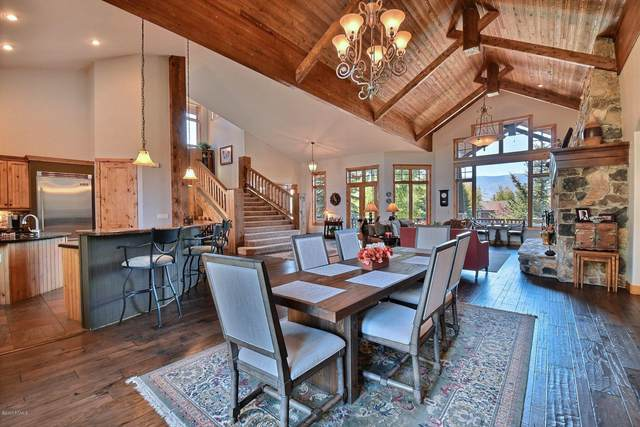 5835 Mountain Ranch Drive, Park City, UT 84098 (#12001182) :: Red Sign Team