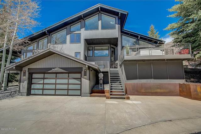 2439 Nansen Court, Park City, UT 84060 (MLS #12001212) :: High Country Properties