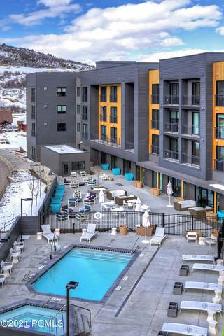 2670 W Canyons Resort Drive #205, Park City, UT 84098 (MLS #12001365) :: High Country Properties