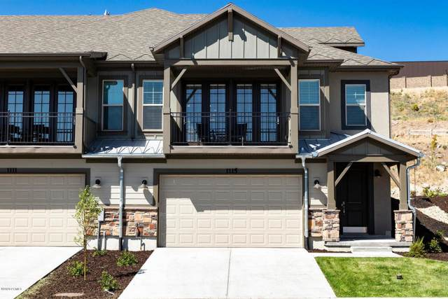 1059 W Wasatch Springs Rd #O4, Heber City, UT 84032 (#12001418) :: Red Sign Team