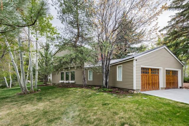 5 Prospector Drive, Park City, UT 84060 (MLS #12001452) :: Lookout Real Estate Group