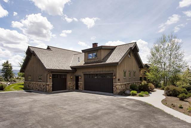 3016 Arrowhead Trail, Park City, UT 84098 (MLS #12001453) :: Lawson Real Estate Team - Engel & Völkers