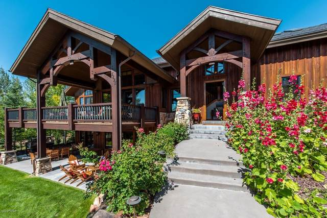 5825 Mountain Ranch Drive, Park City, UT 84098 (#12001469) :: Red Sign Team