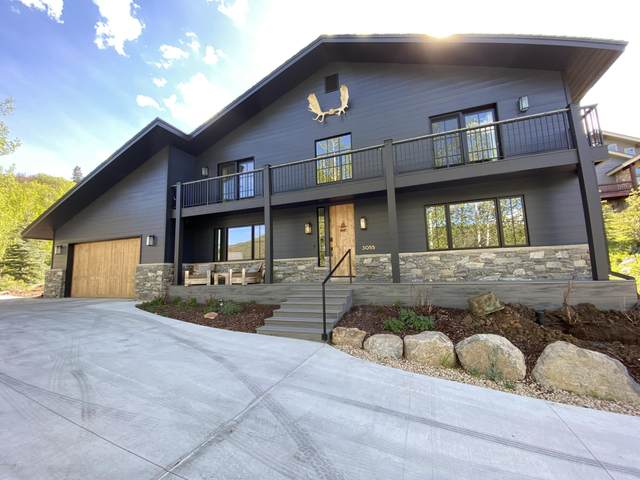 3055 Solamere Drive, Park City, UT 84060 (MLS #12001623) :: High Country Properties