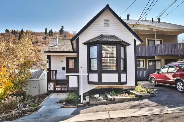 25 Prospect Avenue, Park City, UT 84060 (MLS #12001718) :: Park City Property Group