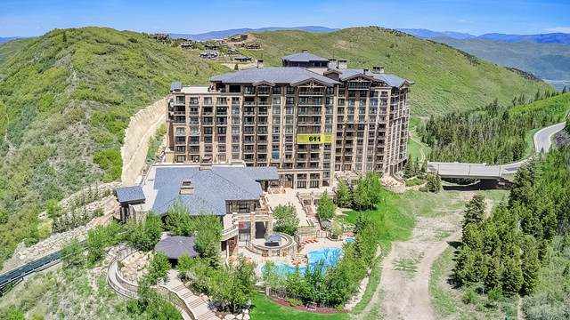 2300 E Deer Valley Drive #611, Park City, UT 84060 (MLS #12001793) :: Summit Sotheby's International Realty