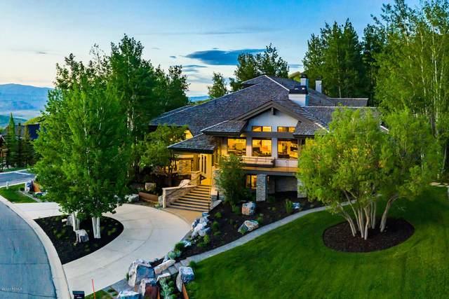 3642 Oak Wood Drive, Park City, UT 84060 (MLS #12001807) :: High Country Properties