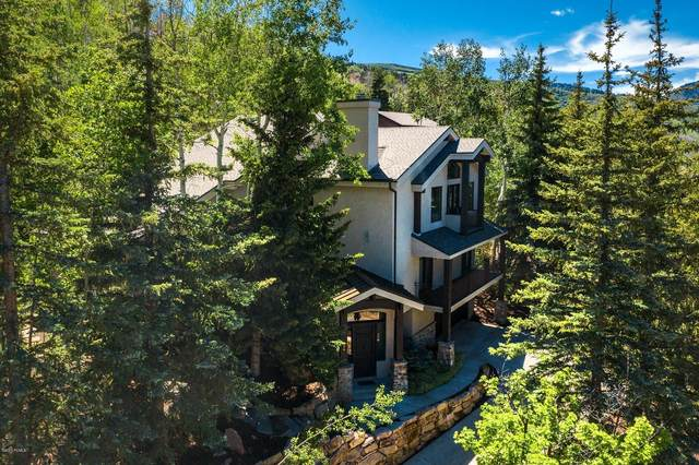 656 Coalition View Court, Park City, UT 84060 (MLS #12001863) :: High Country Properties