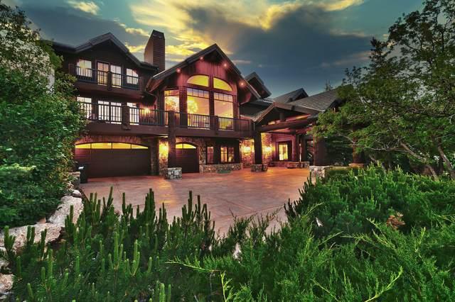 3585 Oakwood Drive, Park City, UT 84060 (MLS #12001878) :: High Country Properties