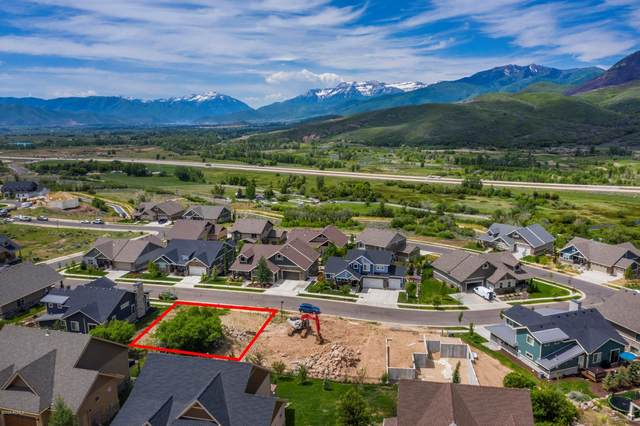 570 W Knollwood Drive, Heber City, UT 84032 (MLS #12001961) :: Park City Property Group