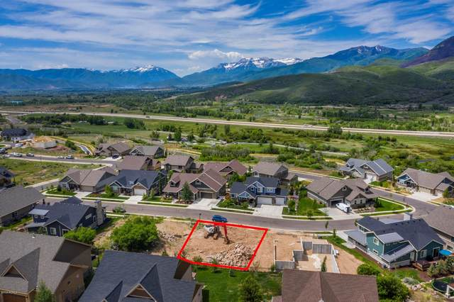 584 W Knollwood Drive, Heber City, UT 84032 (MLS #12001963) :: Park City Property Group