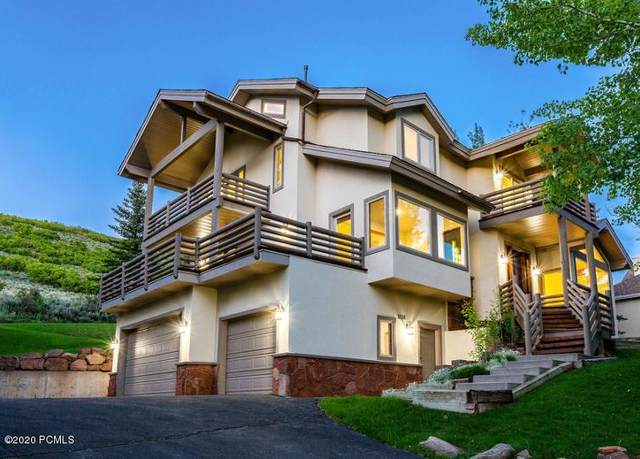 2516 Daybreaker Drive, Park City, UT 84098 (MLS #12001997) :: High Country Properties