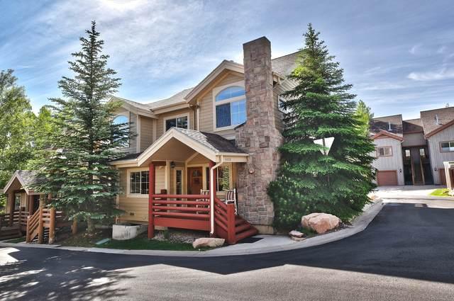 5453 Biathlon Loop, Park City, UT 84098 (MLS #12002019) :: High Country Properties