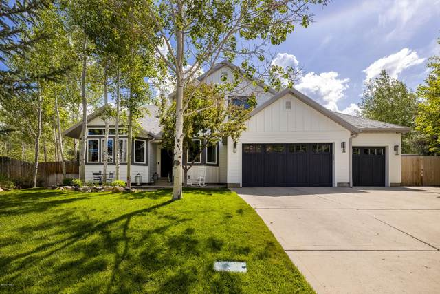 2640 Butch Cassidy Court, Park City, UT 84060 (MLS #12002025) :: Lookout Real Estate Group