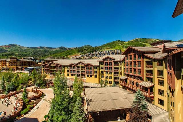 3855 N Grand Summit Drive 508/510 Q4, Park City, UT 84098 (MLS #12002031) :: High Country Properties