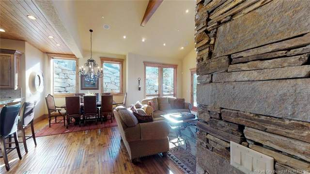 6559 Lookout Drive #25, Park City, UT 84060 (MLS #12002033) :: Lawson Real Estate Team - Engel & Völkers