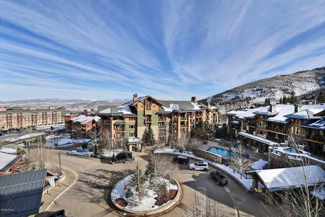 3551 N Escala Court #517, Park City, UT 84098 (MLS #12002063) :: Lawson Real Estate Team - Engel & Völkers