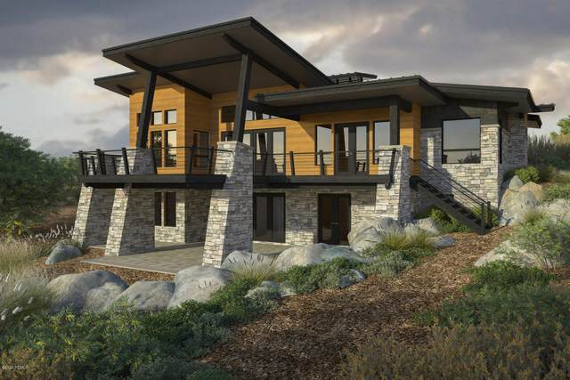 1133 Canyon Gate Road, Park City, UT 84098 (MLS #12002106) :: High Country Properties