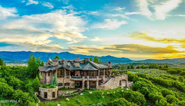 7971 N West Hills Trail, Park City, UT 84098 (MLS #12002126) :: Summit Sotheby's International Realty