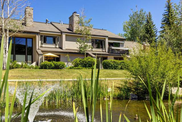 1578 N Deer Valley Drive, Park City, UT 84060 (MLS #12002166) :: High Country Properties