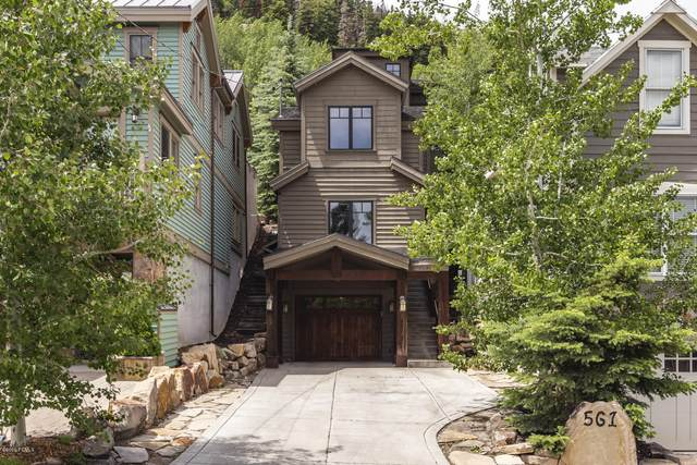 561 Woodside Avenue, Park City, UT 84060 (MLS #12002187) :: Lawson Real Estate Team - Engel & Völkers
