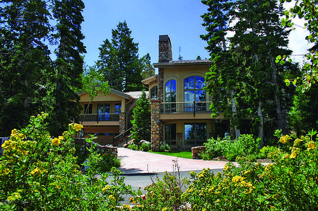 7970 Bald Eagle Drive, Park City, UT 84060 (MLS #12002191) :: Lookout Real Estate Group