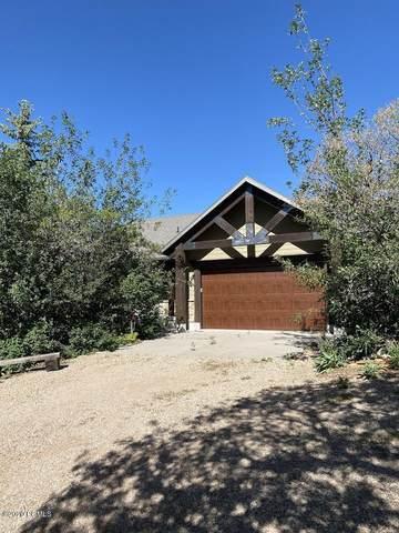 57 Sunrise Ridge, Oakley, UT 84055 (MLS #12002195) :: High Country Properties