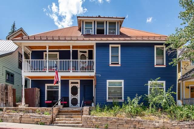 125 Main Street, Park City, UT 84060 (MLS #12002220) :: High Country Properties