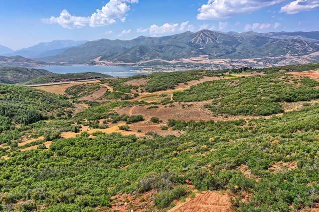 2121 E Wrangler Drive, Hideout, UT 84036 (MLS #12002403) :: Lookout Real Estate Group
