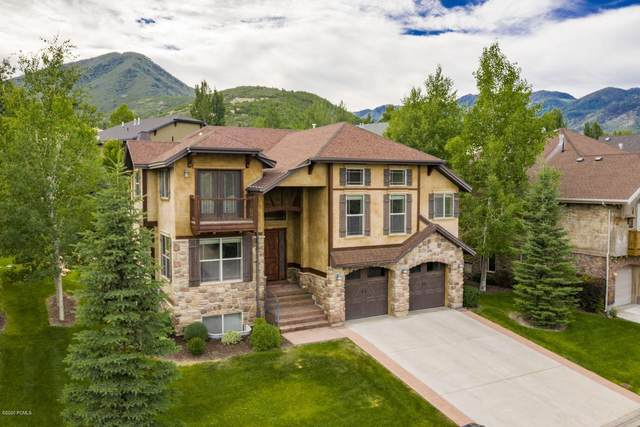 1155 N Cottage Way, Midway, UT 84049 (MLS #12002416) :: High Country Properties