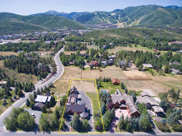 1409 Little Kate Road, Park City, UT 84060 (MLS #12002604) :: High Country Properties