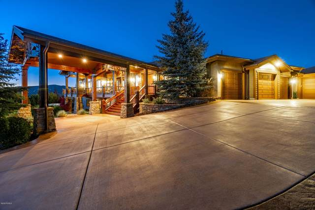 6050 Mountain Ranch Drive, Park City, UT 84098 (MLS #12002623) :: Lookout Real Estate Group