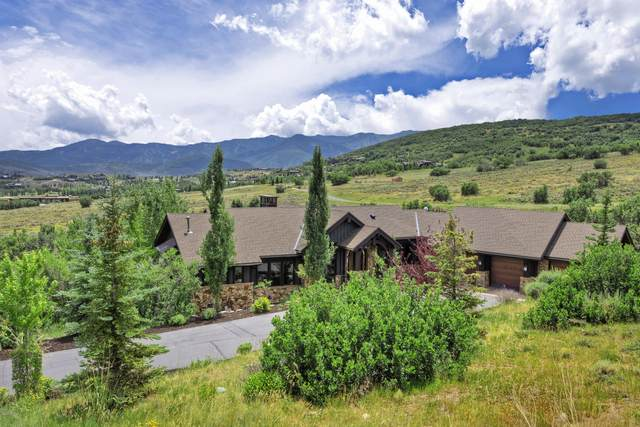 1263 W Red Fox Road, Park City, UT 84098 (#12002634) :: Red Sign Team