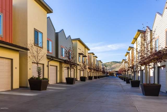 6169 Park Lane South #21, Park City, UT 84098 (MLS #12002714) :: Lookout Real Estate Group