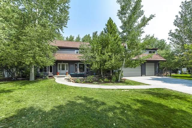 2076 Venus Court, Park City, UT 84060 (MLS #12002716) :: Lookout Real Estate Group
